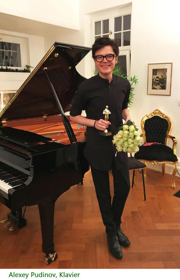 Alexey Pudinov - Klavier