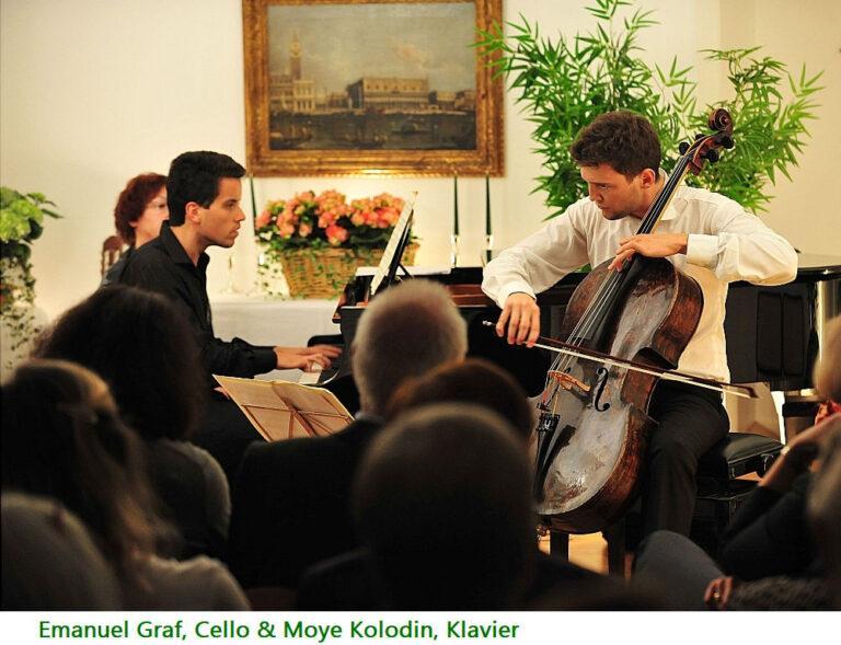 Emanuel Graf - Cello