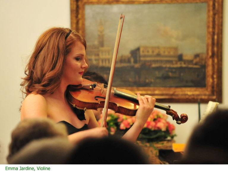 Emma Jardine - Violine