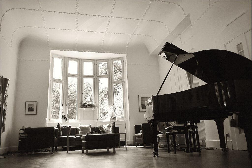 Buchschlager Hauskonzerte Konzertsaal Wildscheuerweg